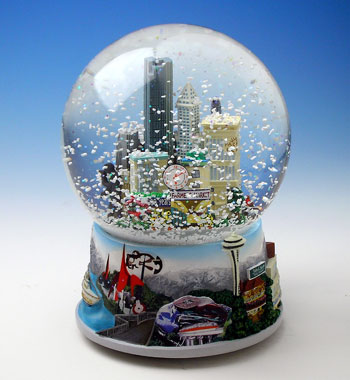 Electric Snow Globe http://www.cacitches.com/general/snow-globes.html
